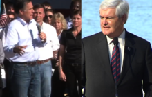 Romney poised for FL win; Gingrich not giving up