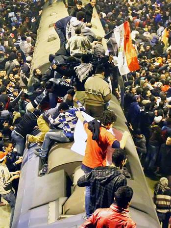 Deadly Egypt soccer riot