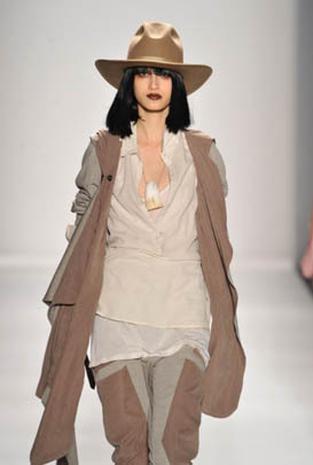 New York Fashion Week: Day 1