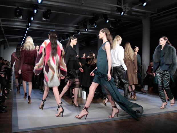 New York Fashion Week: Day 2