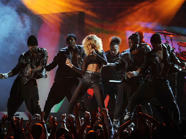 2012 Grammys: Show Highlights