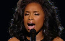 Stars pay tribute to Whitney Houston at Grammys