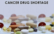 Cancer fighting drugs in short supply