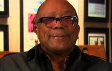 """Whitney's voice """"blew my mind"""": Quincy Jones"""