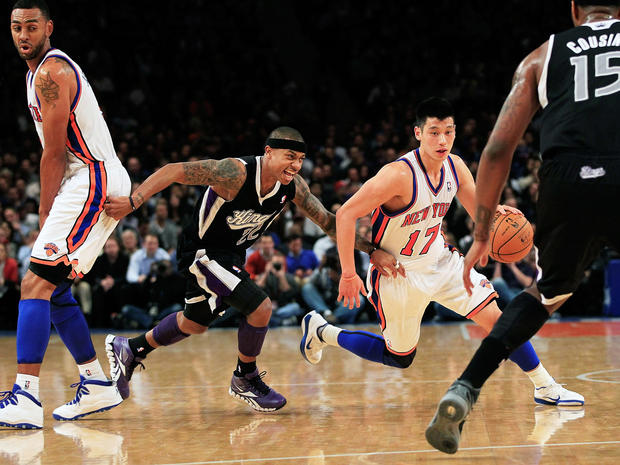 Jeremy Lin: NBA sensation