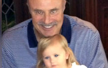 Web Only: Dr. Phil on being a grandpa