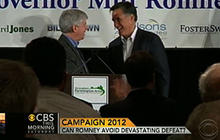 Can Romney pull out a win in Michigan?
