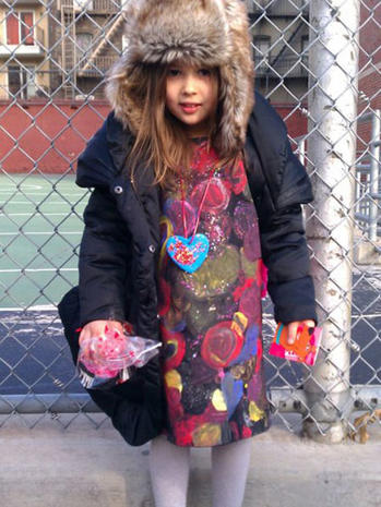 Little Fashionistas: Kids with great fashion sense