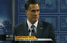 Can Romney recover if he loses Michigan?