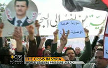 Would arming the Syrian rebels help?