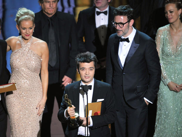 Oscar show highlights