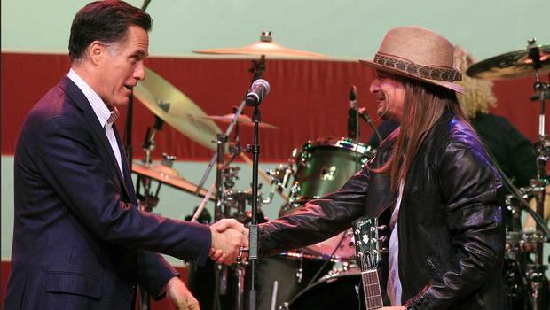 Mitt Romney, Kid Rock