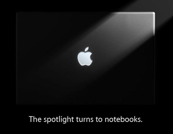 Apple event invitations through the years