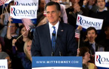 Romney: Obama has run out of ideas