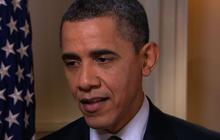 """Obama: Afghanistan shooting """"heartbreaking"""""""