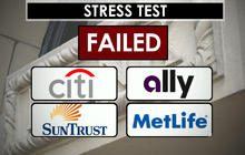 """Fed. """"stress tests"""" show health of banks"""