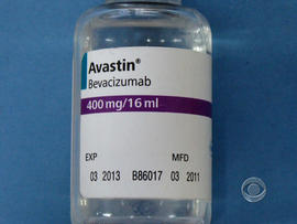A vial of fake Avastin is seen. A CBS News investigation tracked counterfeit vials of the cancer drug from Turkey and Egypt through several European countries to U.S. shelves.