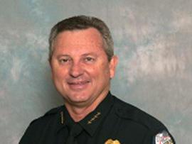 Sanford, Fla. Police Chief Bill Lee