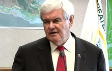 Gingrich: Trayvon Martin's death a tragedy