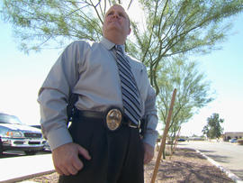 Det. Chris Boughey of the Peoria Arizona Police Department