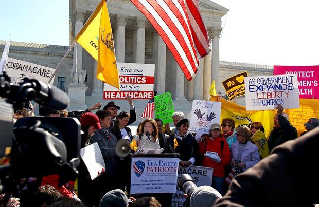 Michele Bachmann, health care, supreme court