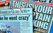 """Sully"" on diverted JetBlue flight 191"
