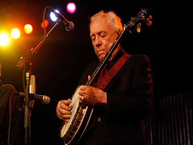 Earl Scruggs: 1924-2012