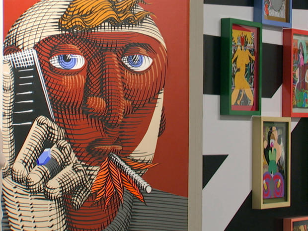 Colors of Art Basel Miami Beach