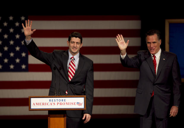 Romney's VP choice: Rep. Paul Ryan, R-Wis.