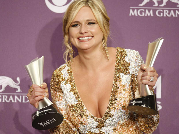 ACM Awards 2012 press room