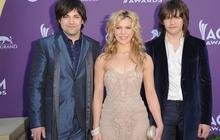 ACM Awards 2012 red carpet