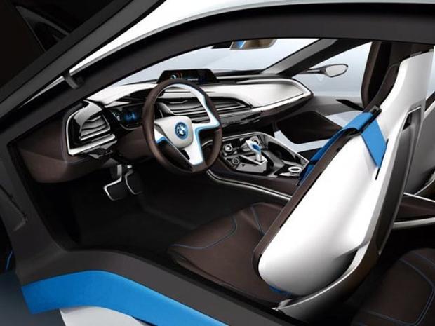 BMW i8 concept 3