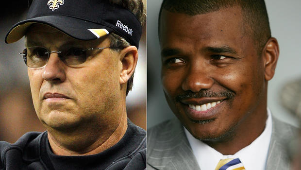 Gregg Williams and  Kenny Williams