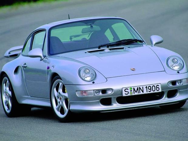 Porsche 911 Through The Years Photo 1 Pictures Cbs News