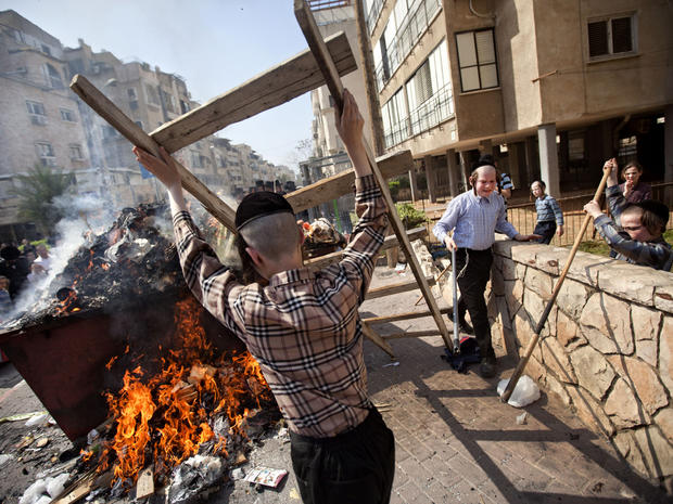 Easter and Passover around the world