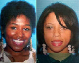 Five men charged in slayings of 2 Michigan women