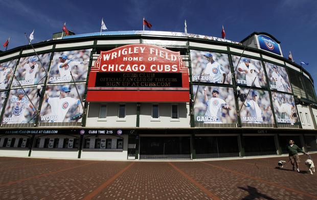 MLB Opening Days 2012