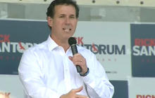 The Drive: Santorum suspends his campaign but still holds some cards.