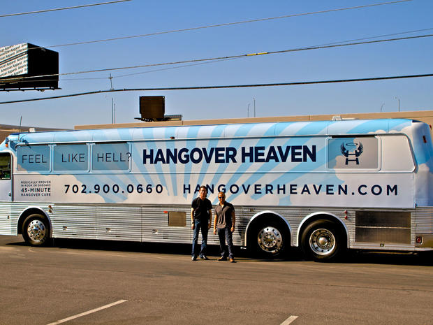 """Hangover """"cures"""""""