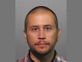 George Zimmerman, booking photo