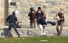 Deadly day at Virginia Tech