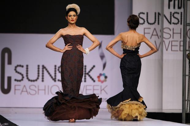 Fashion Week in Pakistan