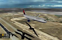 Bird strike knocks out jetliner engine, forces landing