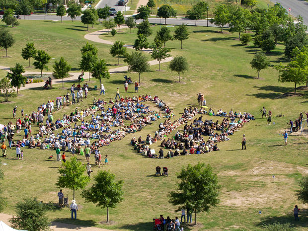 Earth Day celebrations worldwide