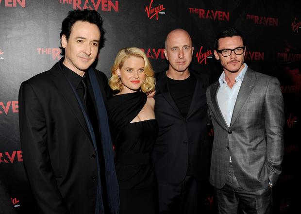 """The Raven"" premiere"