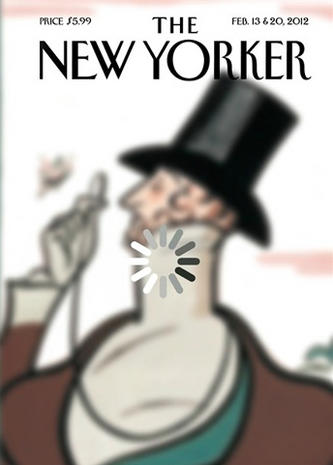 Classic New Yorker magazine covers