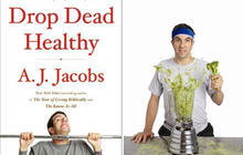 A.J. Jacobs: Sitting is terrible for your health