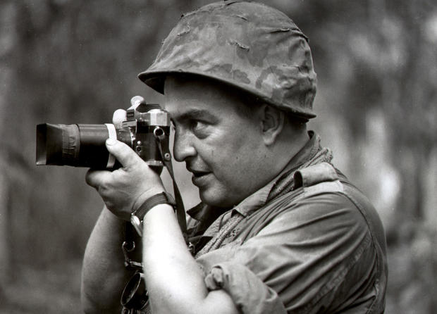 Eye of combat photographer Horst Faas