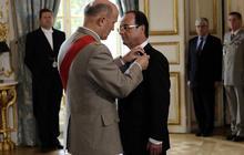 Francois Hollande's inauguration