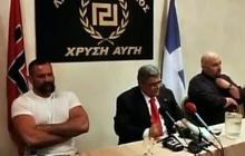 Greece's neo-Nazi party?